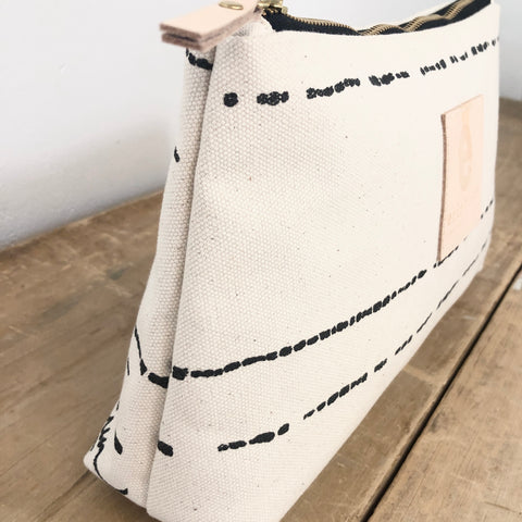 WORN BLACK RIVER JEN BAG