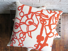 TOMATO GEORGE LINEN PILLOW