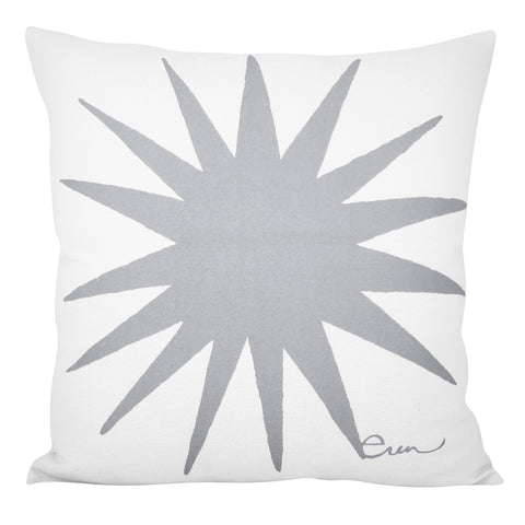 RAINY DAY BURST PILLOW