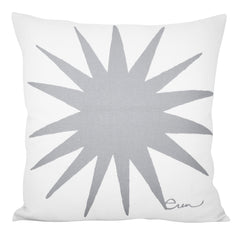 BURST PILLOW COVER IN RAINY DAY