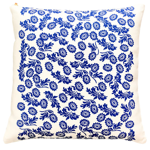 ROYAL WALLFLOWER PILLOW