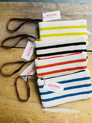 NEW 3 LINES ZIPPER BAG