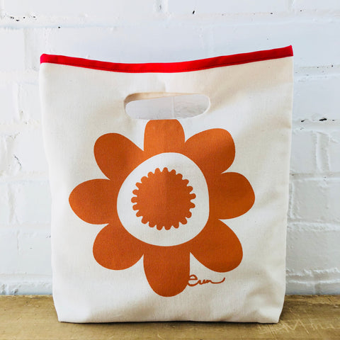 MANGO DAISY LUNCH BAG