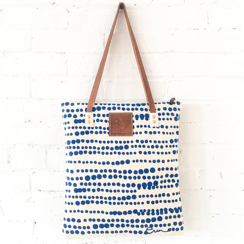 ROYAL HILARY HEAVY CANVAS MOD TOTE
