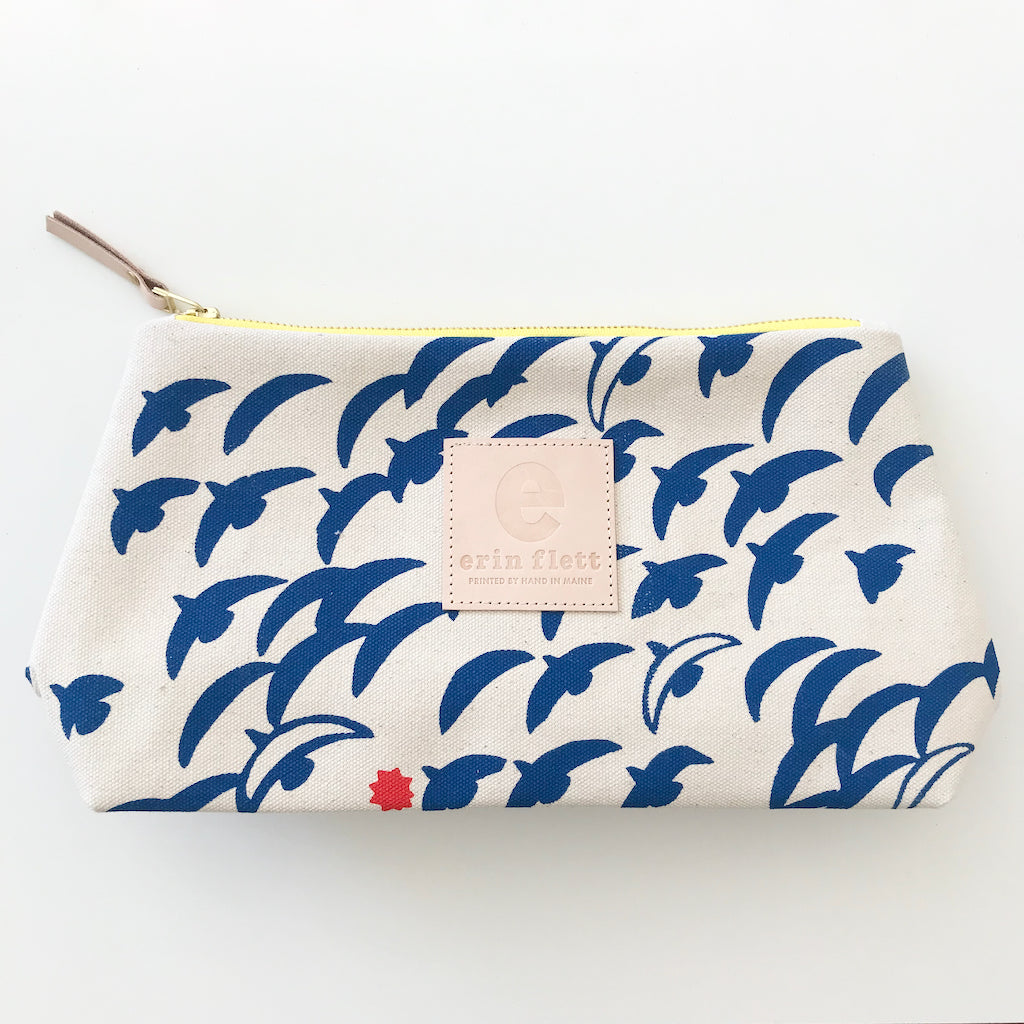SHIPS NOW! ROYAL FLIGHT JEN BAG
