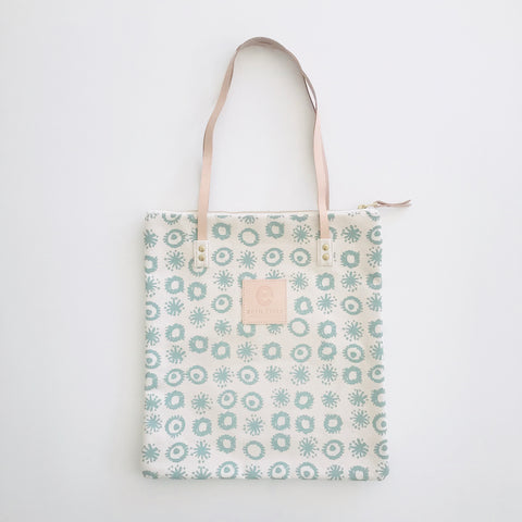 SHIPS NOW! ROBINS EGG FIREWORKS MOD TOTE