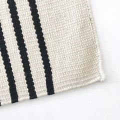 SHIPS NOW! NATURAL FLAT WEAVE RUG