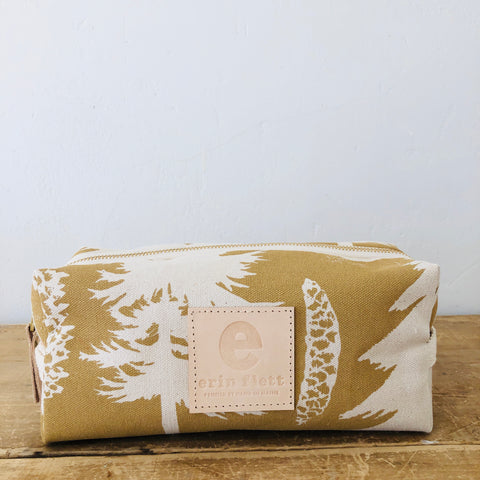SAND ASHLEY PINE DOPP KIT