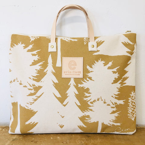 SAND ASHLEY PINE FOLDER BAG