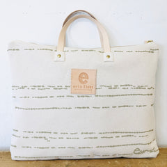 OATMEAL RIVER FOLDER BAG