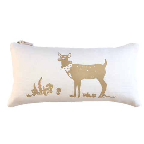 SAND DEER LUMBAR PILLOW