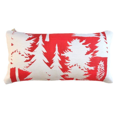 CREW ASHLEY PINE LUMBAR PILLOW