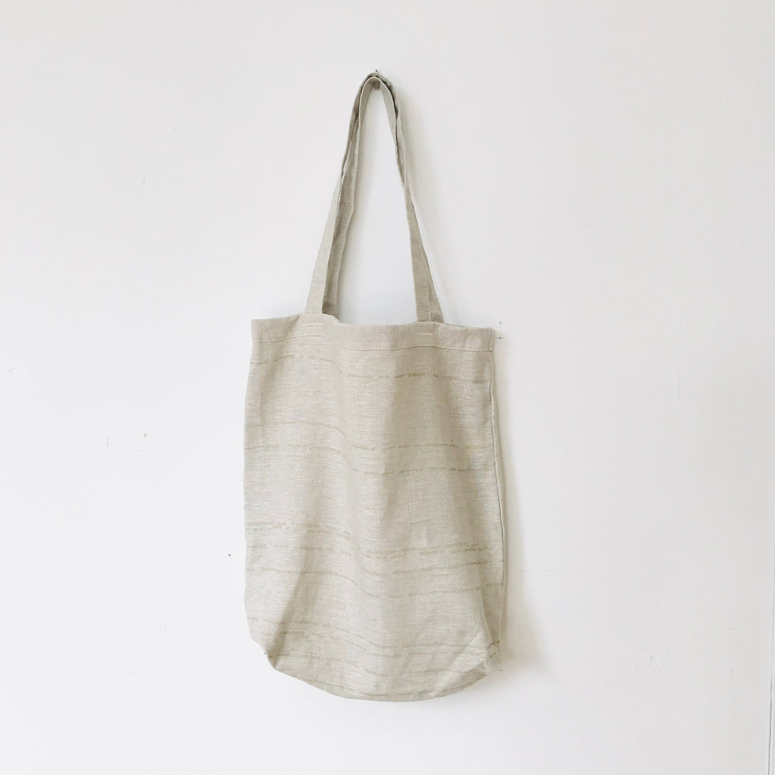 SHIPS NOW! OATMEAL RIVER CARRY ALL BAG