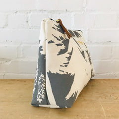 CHARCOAL ASHLEY PINE JEN BAG
