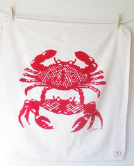 CRABBIES TEA TOWEL