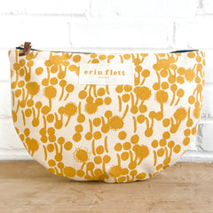 GOLD BERRIES HALF MOON BAG