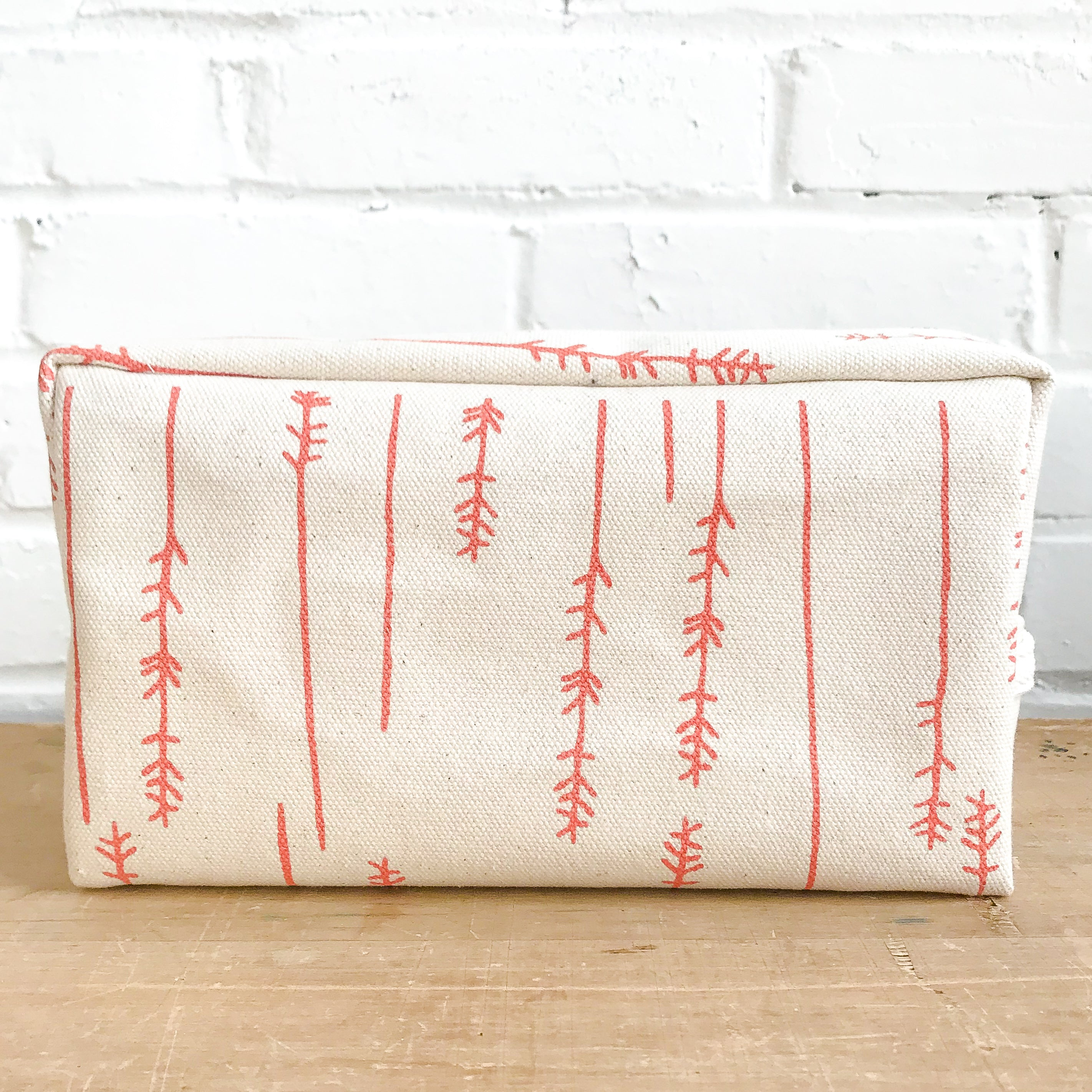 CORAL TWIGS DOPP KIT