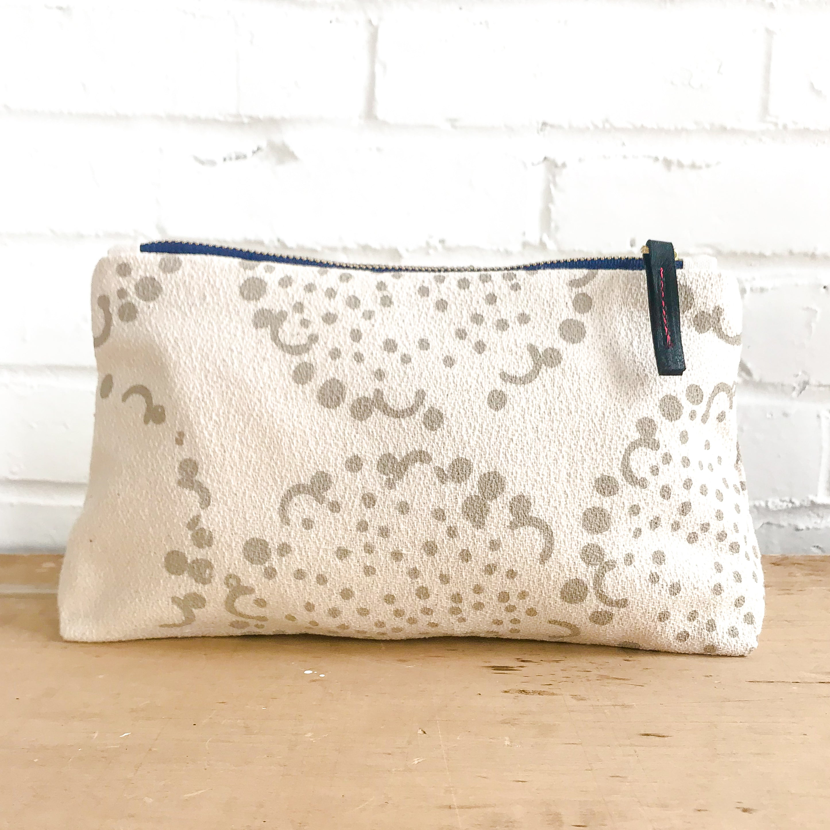 Erin Flett Makeup Bag