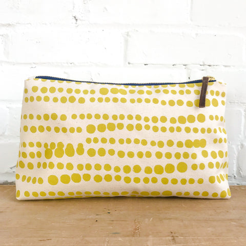 GOLDENROD HILARY JEN BAG