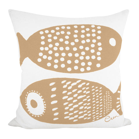 SAND DOUBLE TUNA PILLOW