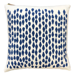 LIMOGES LEAVES PILLOW