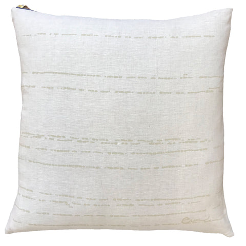OATMEAL RIVER PILLOW