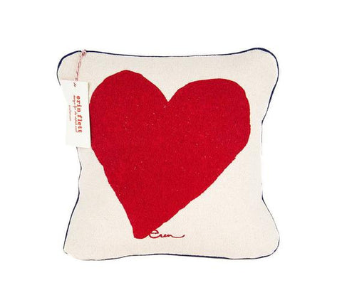 KIDDO HEART PILLOW