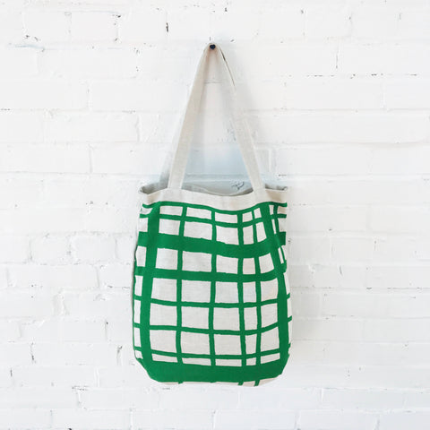 KELLY PICNIC LINEN CARRY ALL BAG