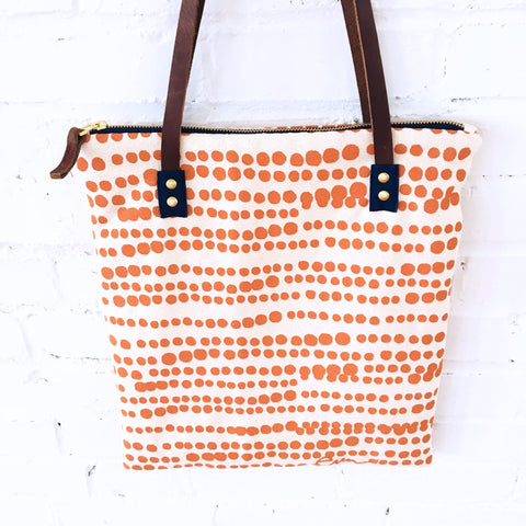 MANGO HILARY MOD TOTE BAG