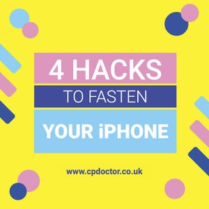 4 Hacks to Fasten Your iPhone