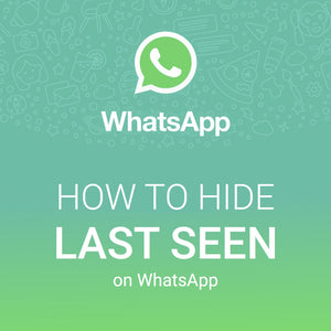 How to Hide Last Seen on WhatsApp