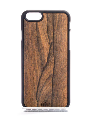 MMORE Wood Ziricote Phone case