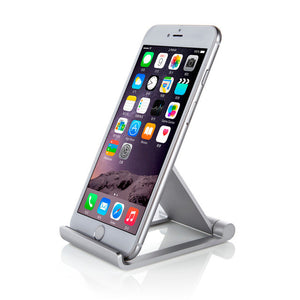 Aluminum Alloy Phone Holder for iPad & iPhone