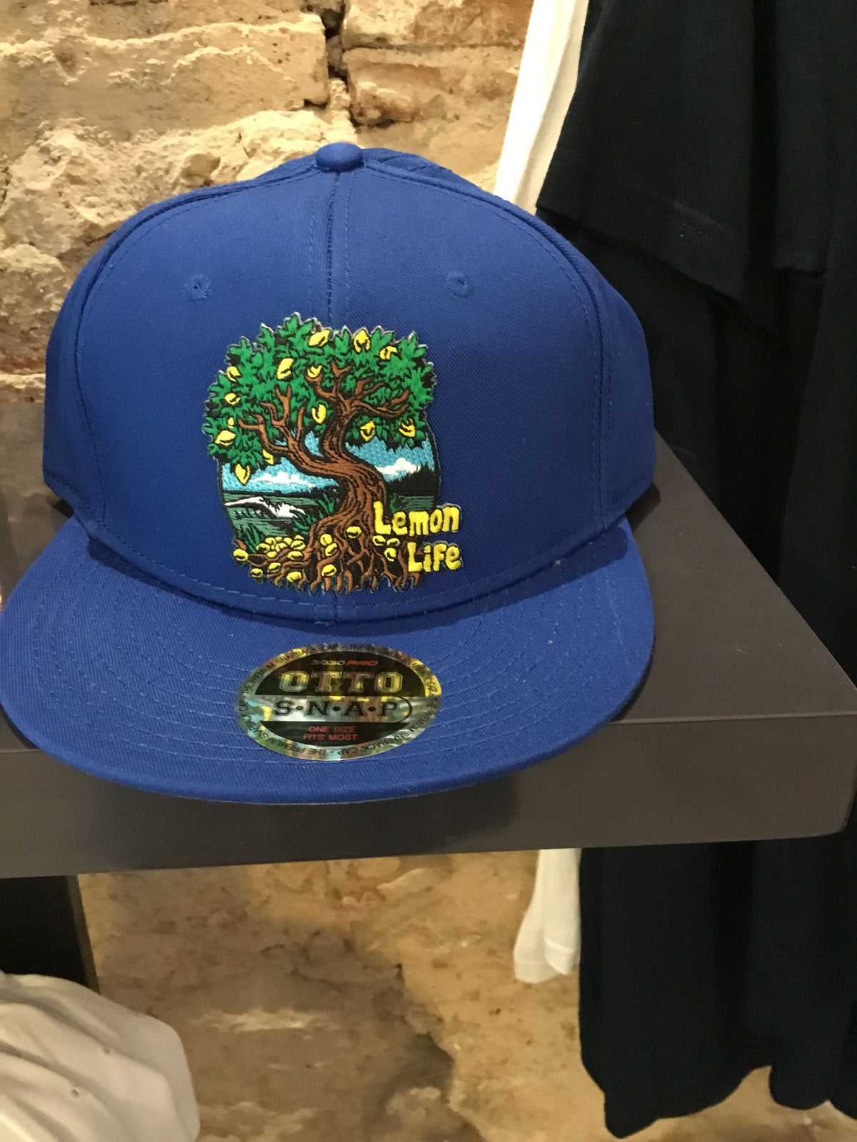 Lemon Tree Snap Backs