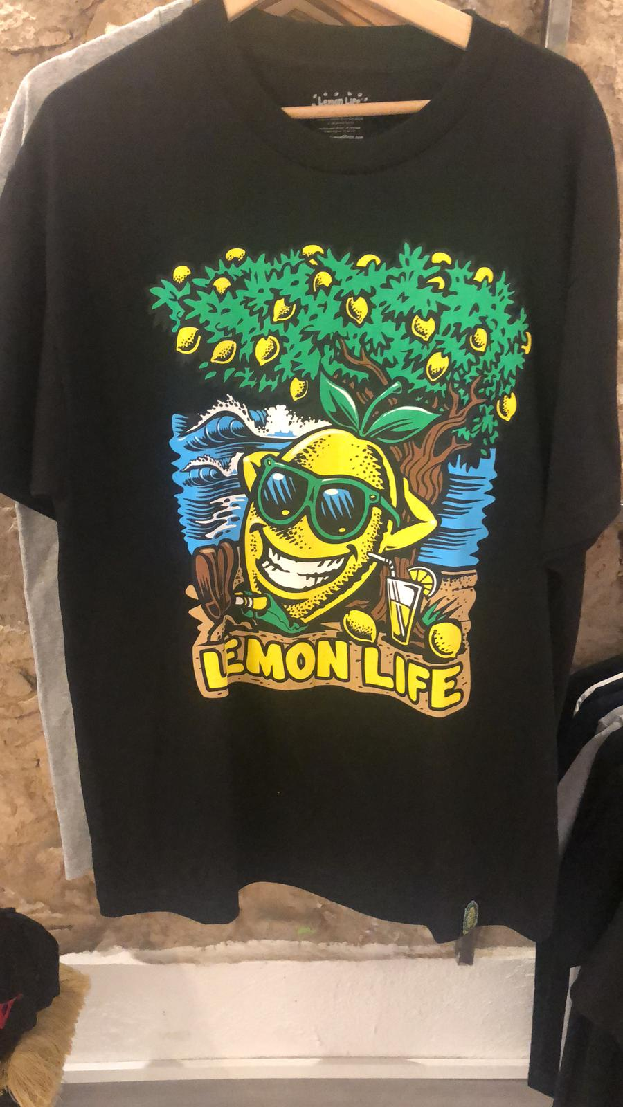 Lemon Life - black