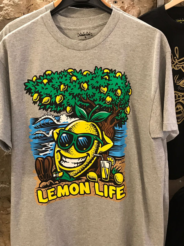 Lemon Life - grey