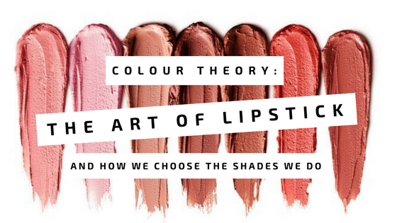 WORDS | Colour Theory: The Art of Lipstick And How We Choose the Shades We Do