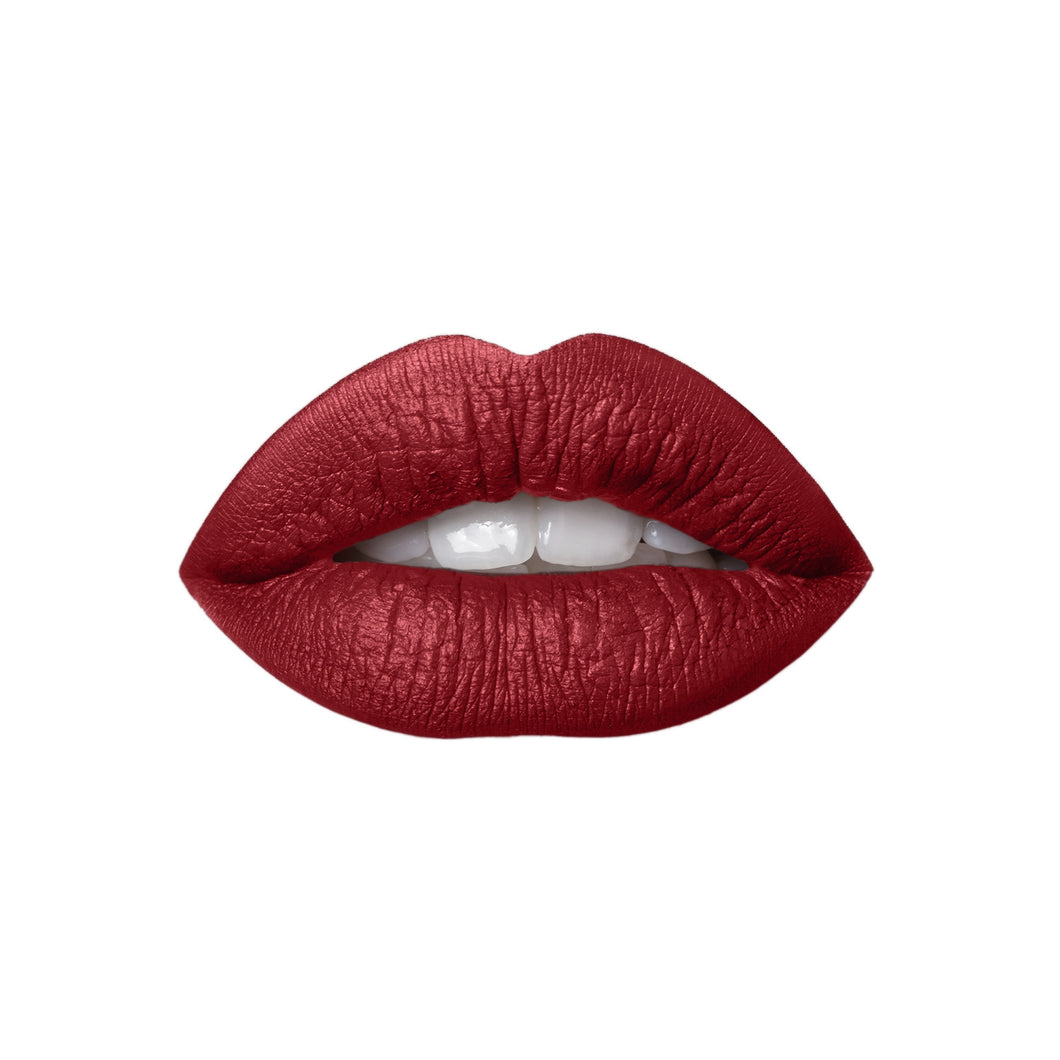 Matte Liquid Lipstick: Crimson-Berry