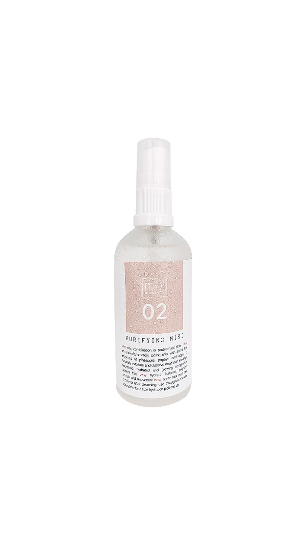 Purifying Facial Mist