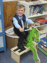 Potty Rider DINOSAUR
