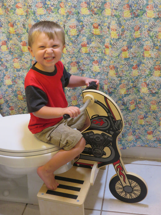 Potty Rider MOTORCYCLE