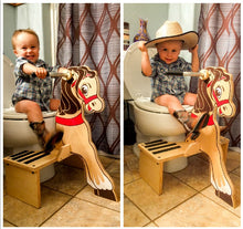 Potty Rider PONY