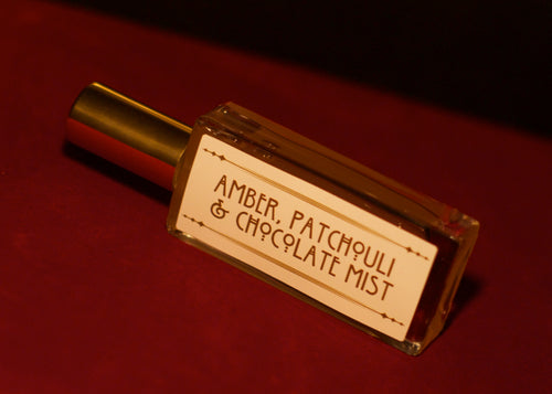 MIST ~ Amber, Patchouli & Chocolate by Theater Potion