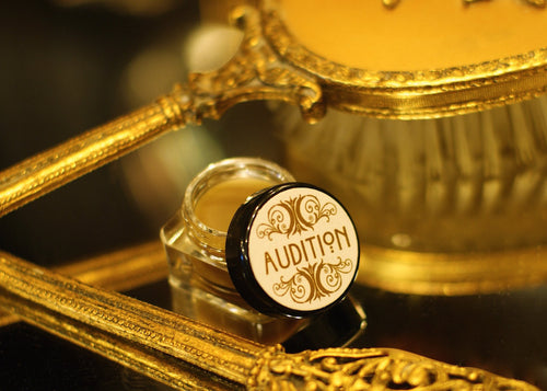 AUDITION ~ Chocolate, Coffee, Tobacco, Antique Patchouli, Clary Sage & Cedarwood - Theater Potion