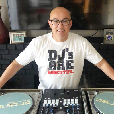 DJ'S ARE ESSENTIAL Unisex T-Shirt - Beats 4 Hope