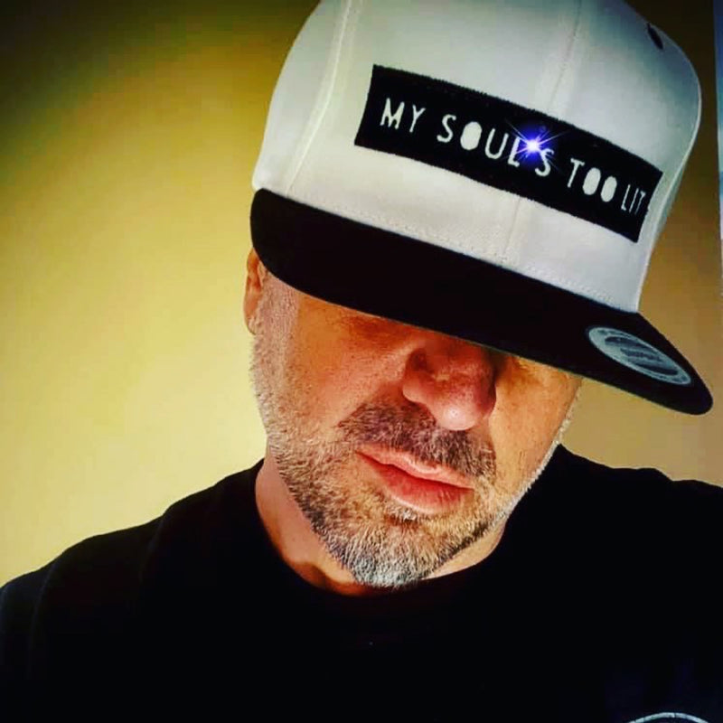 MY SOUL'S TOO LIT - Snapback Hat - Beats 4 Hope