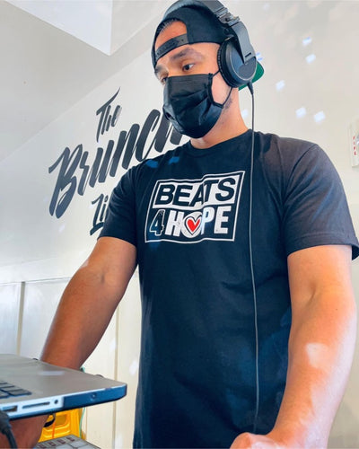 BEATS 4 HOPE Logo T-Shirt - Beats 4 Hope
