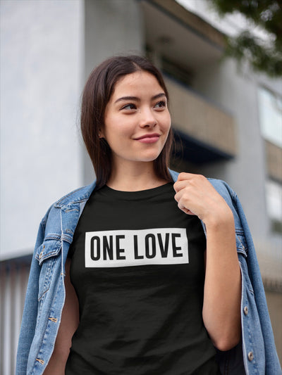 ONE LOVE Women's T-Shirt - Beats 4 Hope