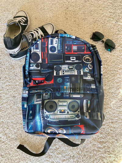 MY RADIOS - Backpack - Beats 4 Hope