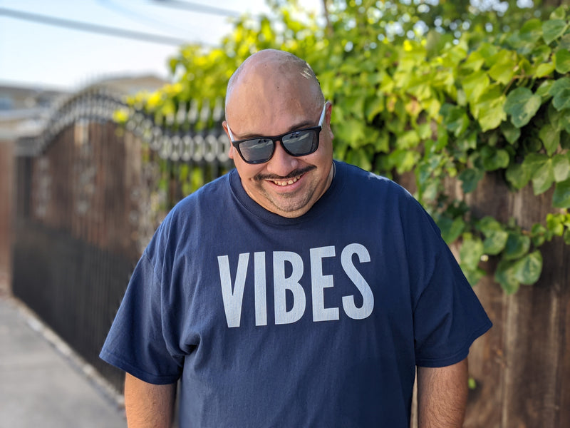 VIBES - AUDIO 1 Men's X  T-Shirt